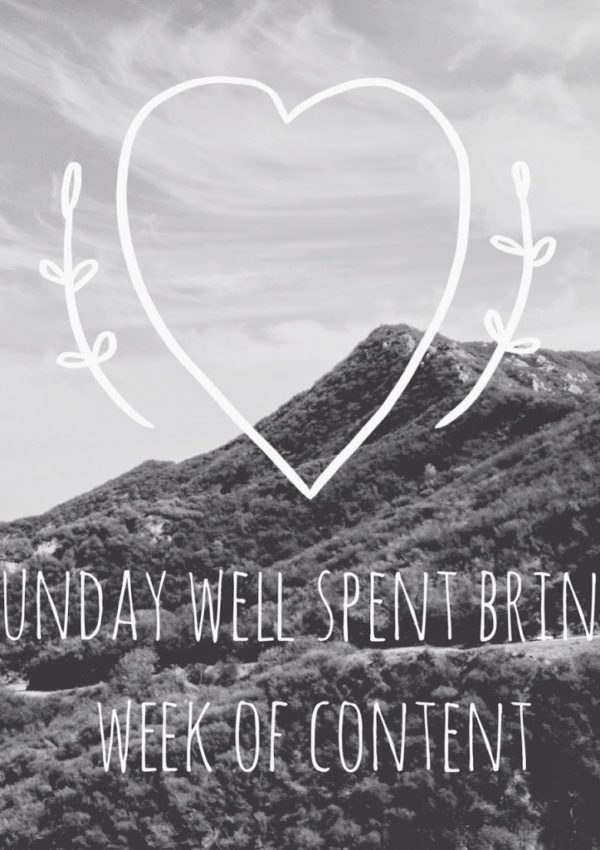 Sunday Quote: Contentment