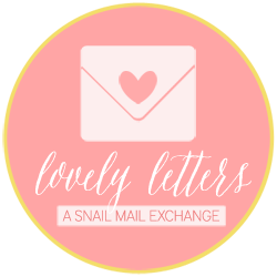 Lovely Letters – A Snail Mail Exchange
