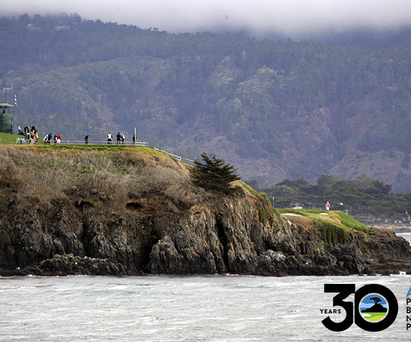 "The AT&T National Pebble Beach Pro-Am And the ""Fan's Eye View"" Foursome"