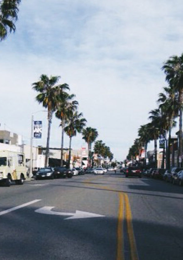 TRAVEL: A DAY ON ABBOTT KINNEY