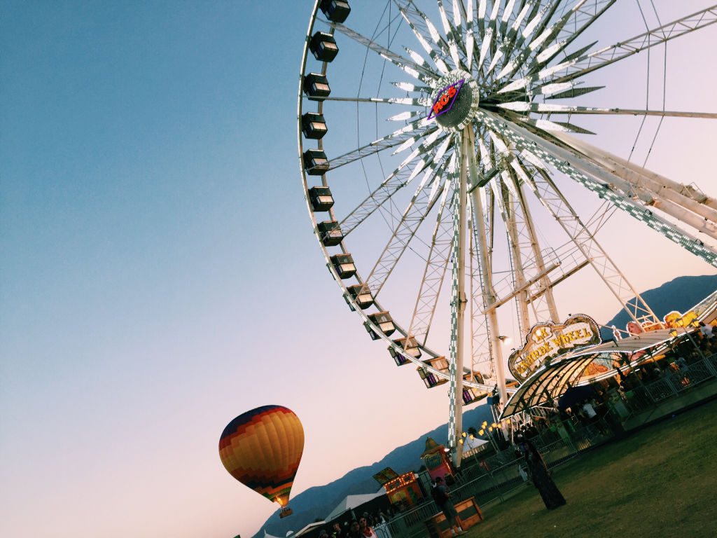 Travel: Coachella 2015 (We're going to Coachella!)