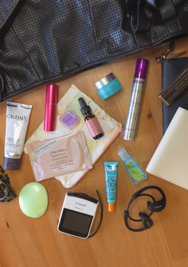 HOW TO PACK A CARRY ON BAG – N.Y.C. HERE WE COME!