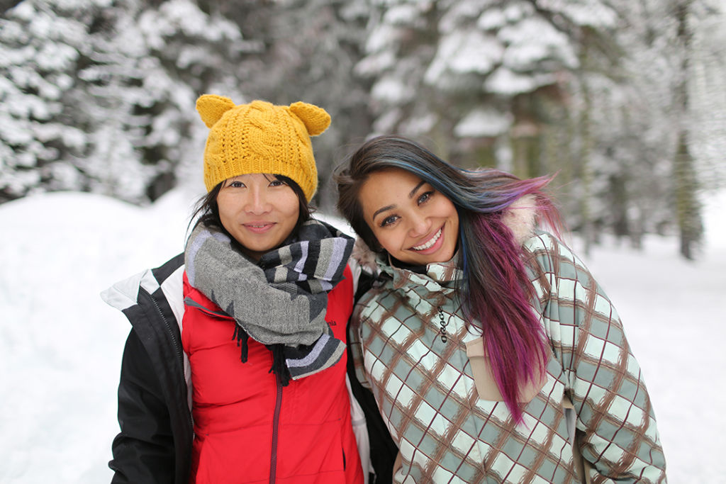 YOSEMITE SNOW DAY AND HOW TO GEAR UP!