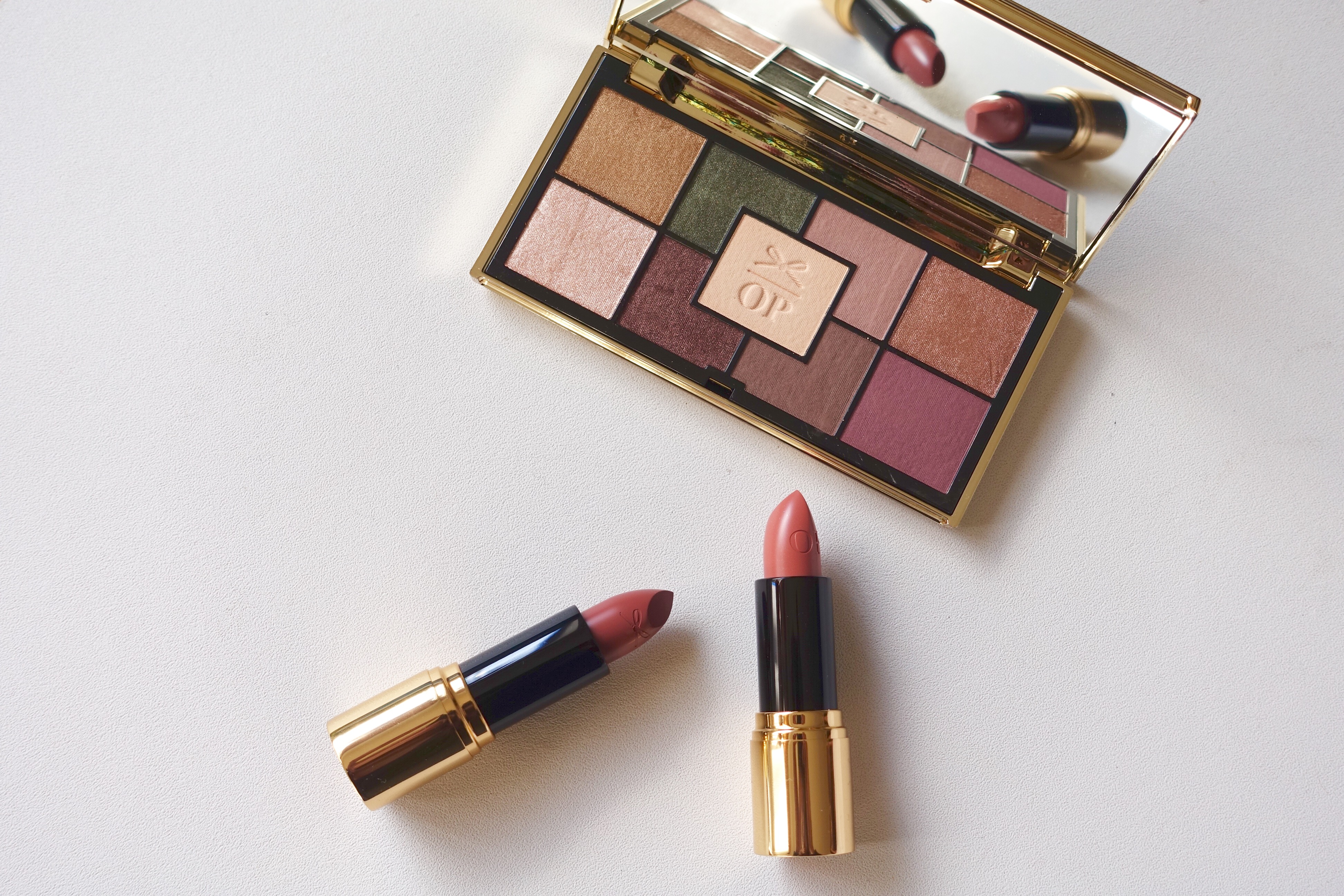 THE PERFECT SMOKEY EYE WITH CIATE'S OLIVIA PALERMO PALETTE!