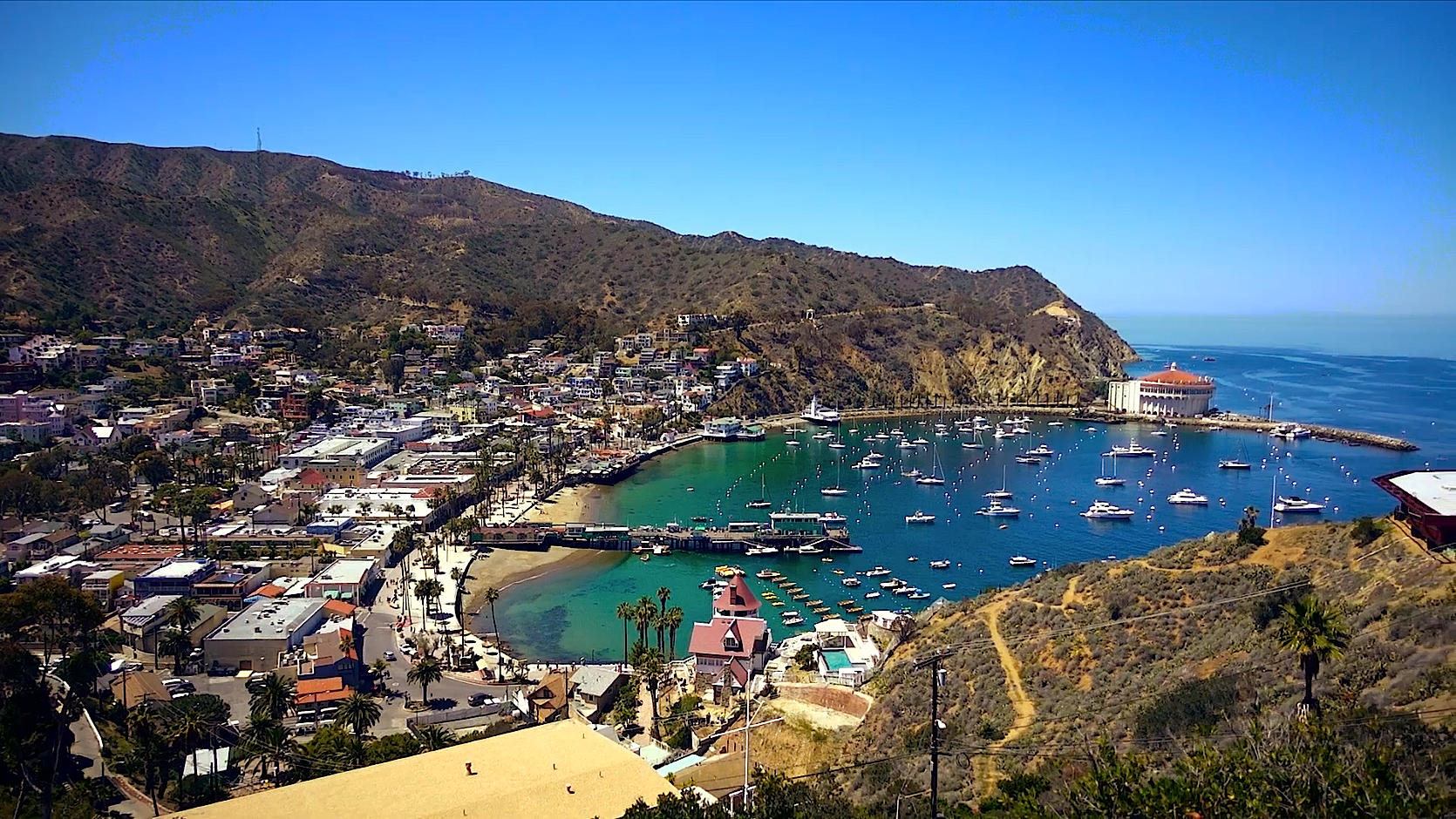 A BIRTHDAY GETAWAY TO CATALINA ISLAND!