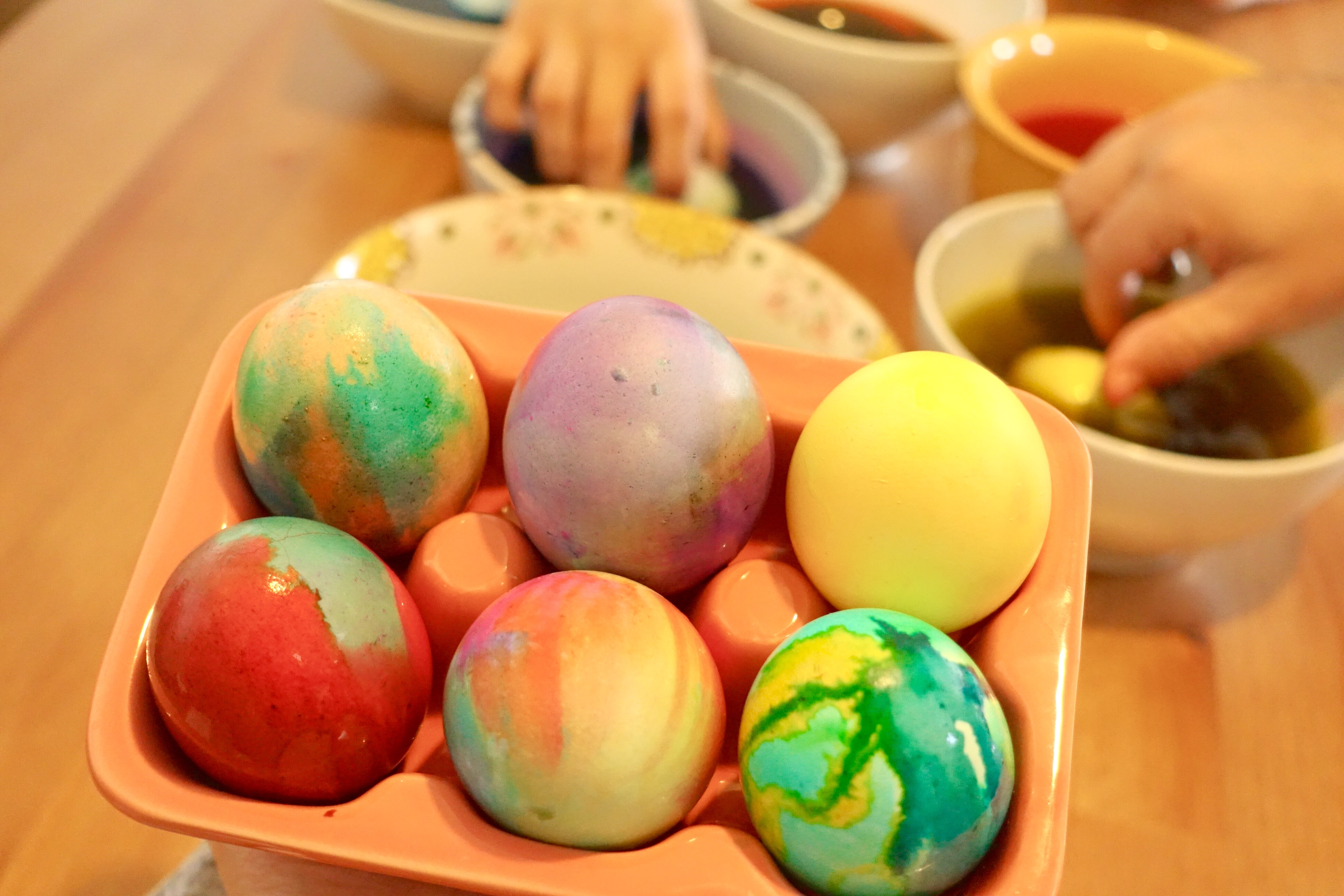WHY TRADITIONS ARE SO IMPORTANT- EASTER EDITION