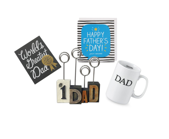 GIFT GUIDE: FATHER'S DAY GIFT IDEAS!