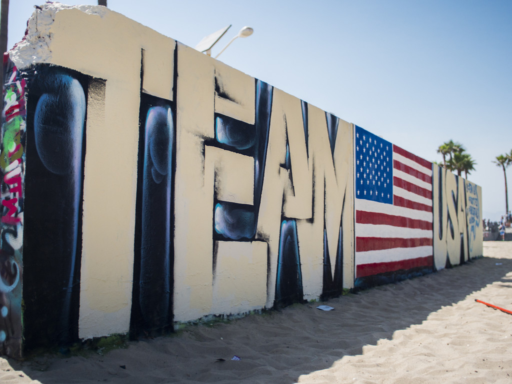 GO TEAM USA – CONNECTING OUR COMMUNITY!