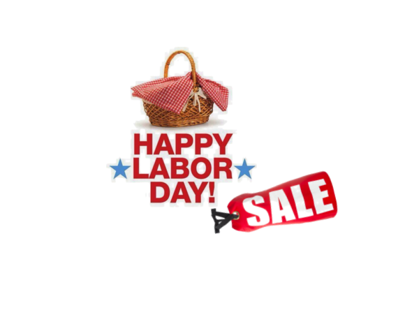 LABOR DAY SALE – MAXIMIZE YOUR BASICS!