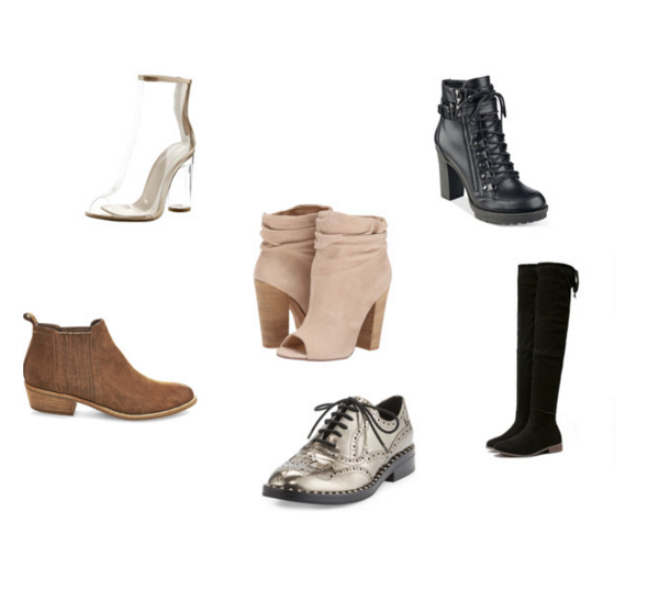 HOW TO STYLE BOOTS THIS FALL!