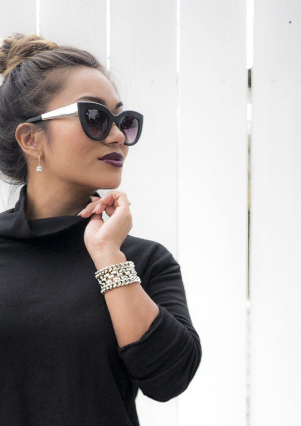 SOPHISTICATED STYLE WITH LINDSAY ALBANESE + MONROW