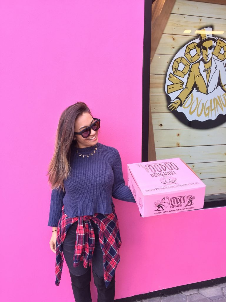 LOCAL EATS L.A. – VOODOO DONUTS!