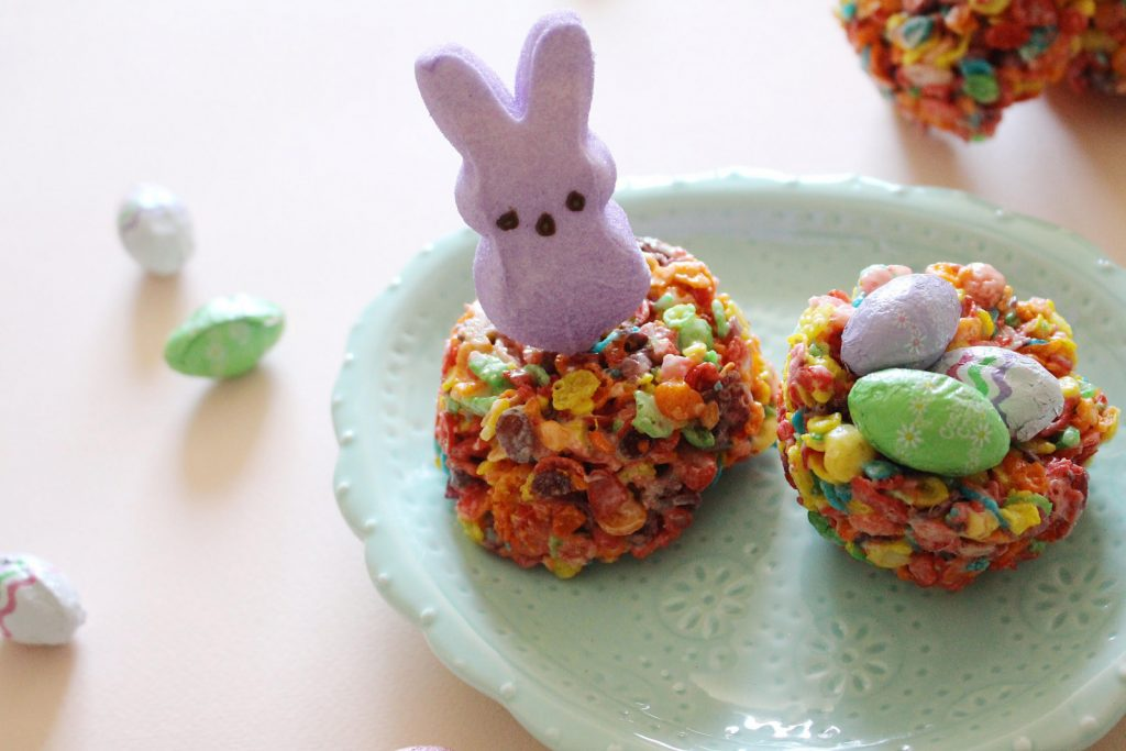 EASY EASTER TREATS – DIY WITH THE KIDDOS!