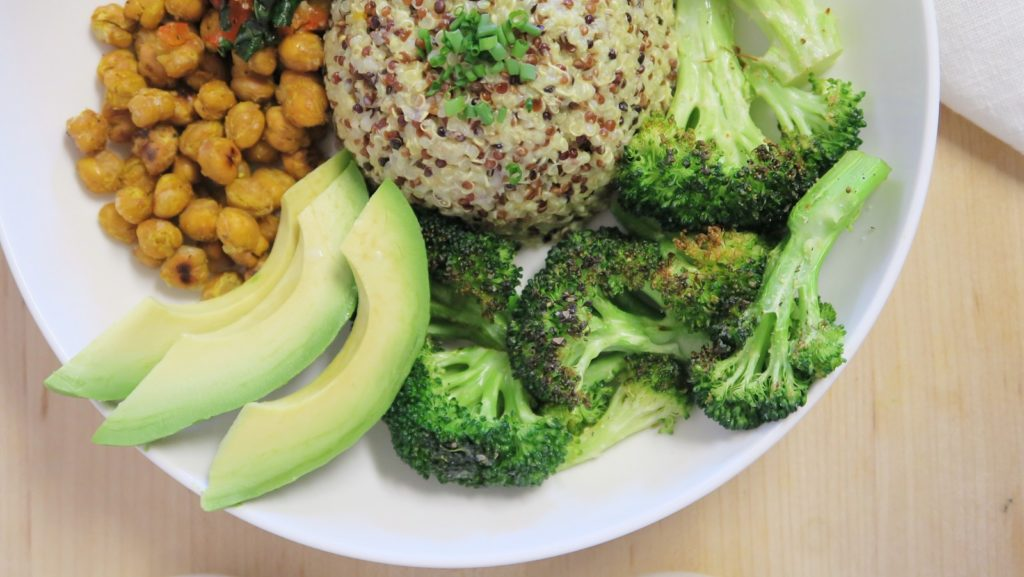 My Favorite Way To Eat 'Salad' – The Veggie Bowl