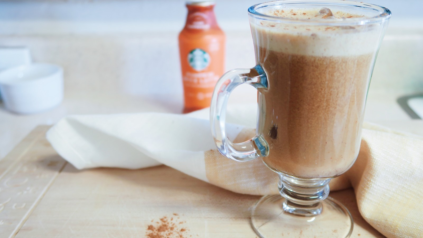 Best Healthy Pumpkin Spiced Latte Recipe