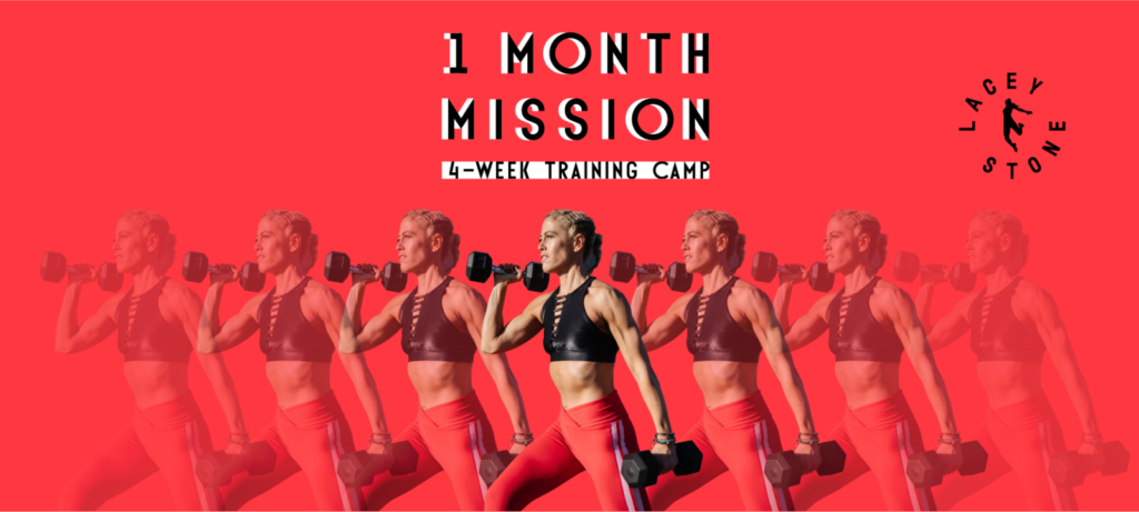 For My Misfits – Welcome to One Month Mission!
