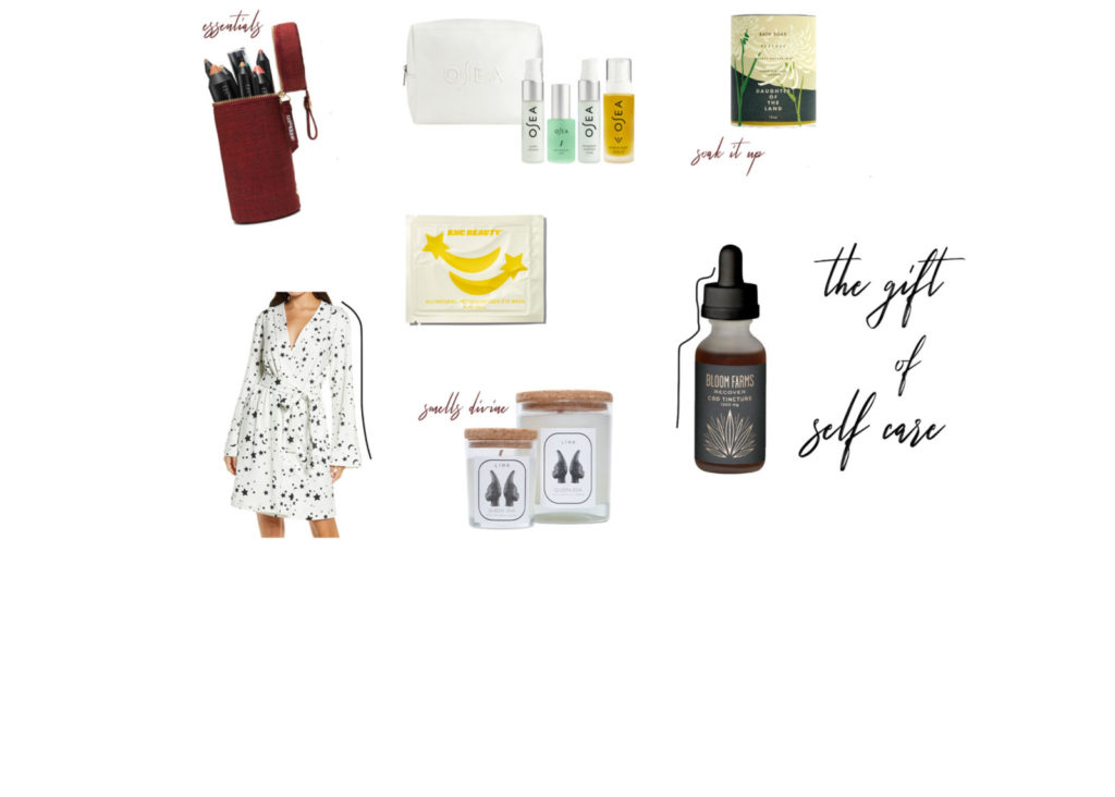 2020 Gift Guide – Self Care