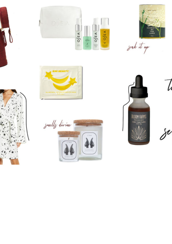 2020 Gift Guides Start Here – Self Care