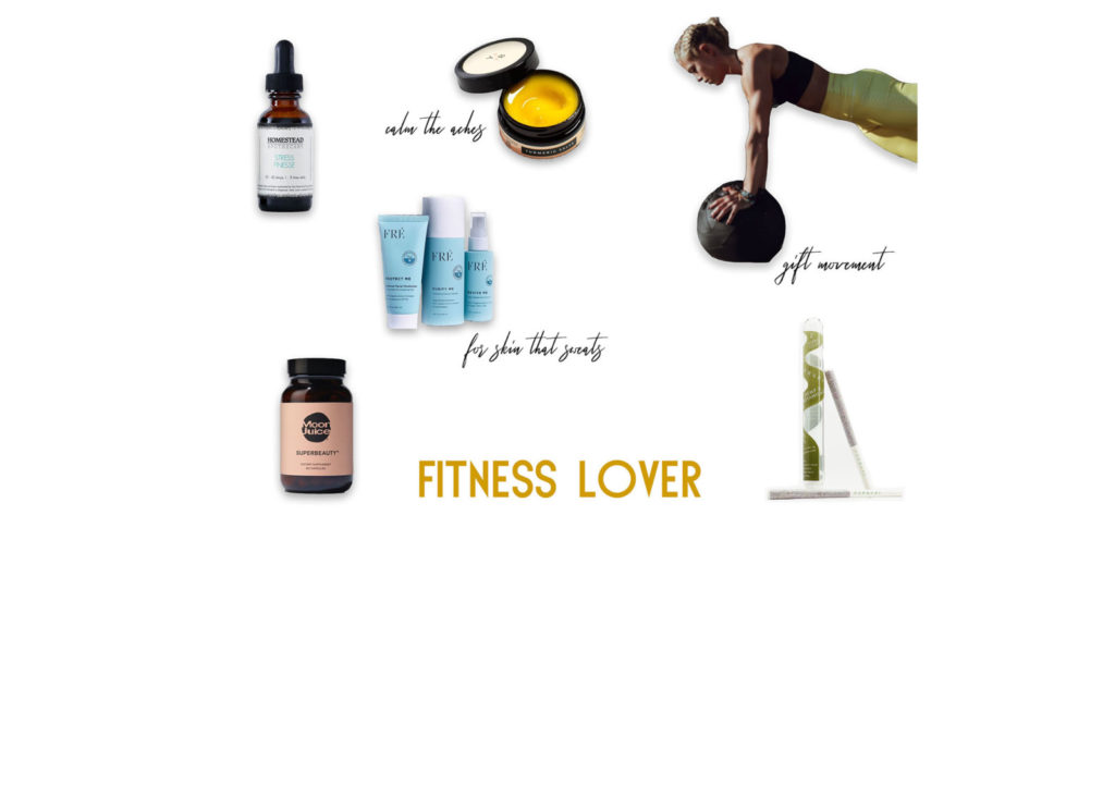 Gift Guide – For The Fitness Lover