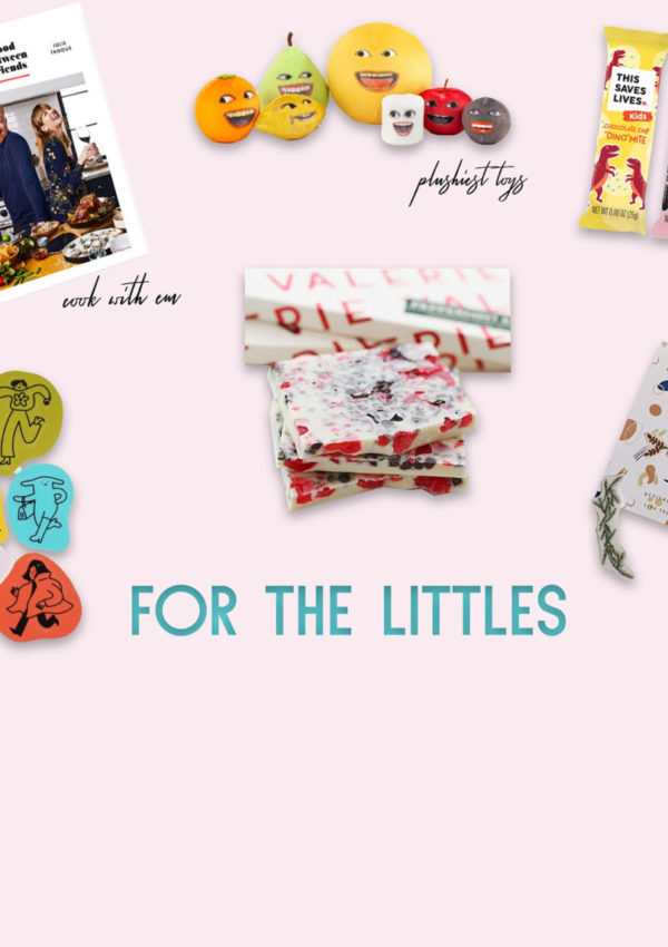 Gift Guide – For The Littles